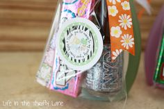 Favors for Teens