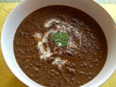 Kali Daal (black lentils)