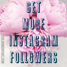 Everyone wants to know how to get more followers, whether it be Twitter, Pinterest or Instagram. Those 3 social media outlets are gold for blogger Social Media Outlets, Social Media Tips, Social Media Marketing, More Followers On Instagram, Get More Followers, Business Tips, Online Business, Image Tips, Mobile Art