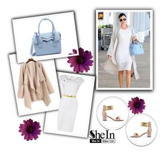 """SheIn 2/I"" by hedija-okanovic ❤ liked on Polyvore featuring Kerr® and shein"