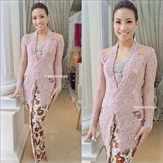 songket kebaya palrmbang - Google Search