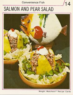 Yes, sometimes the weird food is eclipsed by the weird props.