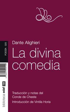La Divina Comedia. Dante Alighieri en 24symbols. http://www.24symbols.com/book/espanol/dante-alighieri/la-divina-comedia?id=4948