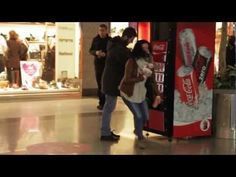 Coke has always been one of the really strong players in Marketing because that's how it sells the brown sugar water! Salute to the people behind this TV commercial, it's really sweet and touching :D