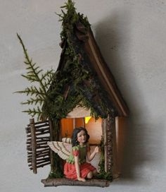 Hey, I found this really awesome Etsy listing at https://www.etsy.com/listing/263591136/fairy-window-with-gabled-dormer-delicate