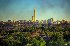 Headed to Johannesburg, South Africa this week. Love this city.