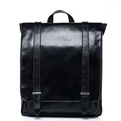 Brand New Men's Top Quality l Vintage GENUINE Leather Backpack