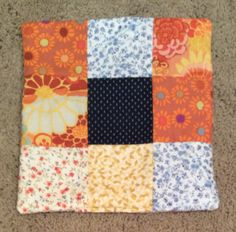 Small doll blanket