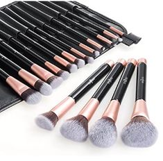 Top 10 brochas de maquillaje profesional archivos - Amazon tops 10 Best Makeup Brushes, Eye Brushes, It Cosmetics Brushes, Eyeshadow Brushes, Makeup Tools, Makeup Cosmetics, Best Makeup Products, Cosmetic Brushes, Beauty Products