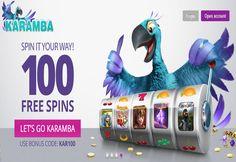 Haben Sie etwas Karamba Erfahrung mit My Casino Check. Sie können bei Karamba spielen und echtes Geld gewinnen. Sie haben die Möglichkeit, aus einer Liste von Spielen auszuwählen, die Sie stundenlang süchtig machen werden, um die wahre Ekstase und Freude zu erreichen.