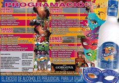@aguardientecaucano te invita a los XXXII Carnavales de Negros y Blancos en El Estrecho #Patia