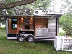 Find the Nelly Belly Applewood Fired Pizza and Piadina mobile food truck at events throughout Northeast Ohio! Wood Fired Oven, Wood Fired Pizza, Solo Pizza, Pizza Sale, Food Truck Interior, Concession Food, Concession Trailer, Pizza Food Truck, Starting A Food Truck