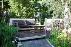 canapé sur la terrace