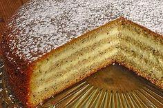 Nuss - Vanille - Torte