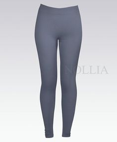 8713b6e6f70363 Amazon.com: Womens Fleece Lined Winter Leggings Many Colors, Plus Size  Available:
