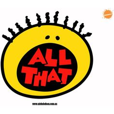 All That . the theme song was the best! but this show was really awesome! 90s Childhood, My Childhood Memories, 90s Tv Shows, Love The 90s, Fraggle Rock, 90s Nostalgia, Kids Tv, Theme Song, 90s Theme