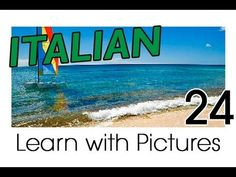 Learn Italian - Italian Summer Vocabulary
