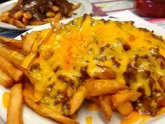 Slimming world: Philly Cheese Steak Fries
