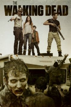 The Walking Dead - Attack Posters at AllPosters.com