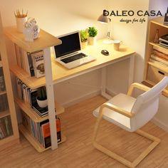Encontrar Más Mesas de Metal Información acerca de Pre venta IKEA estilo moderno minimalista escandinavo IKEA combinación de integrado diseñador estantería del escritorio estantería escritorio mesas de estudio, alta calidad mesa de forma, China mesa de la bandera Proveedores, barato pc de escritorio de Store No.1195083 en Aliexpress.com
