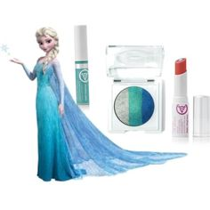 Elsa Color By MaryKay, Is your daughter totally in love with Elsa from Frozen??? Here is a recreation of Elsa. (530)923-8366 cristi.hartman@marykay.com www.marykay.com/cristi.hartman