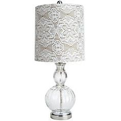 tutorial for how to copy this adorable lampshade :)
