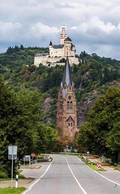 Spay, Rheinland-Pfalz, Germany