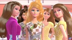 Barbie Life in the Dreamhouse - Bad Hair Day [HD]