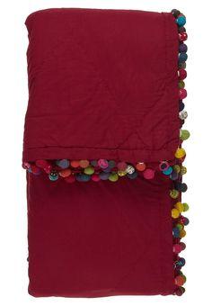 Couvre-lit - rouge - 100E