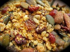 Granola Maison Healthy, Vegan Granola, Canned Blueberries, Vegan Scones, Gluten Free Flour Mix, Scones Ingredients, Vegan Blueberry, Rose Bakery, Vegan Kitchen