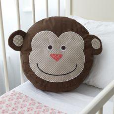 Monkey Cushion | Kid Crave