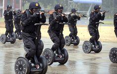 Anti-Terrorism Exercises in China - The Big Picture - Boston.com