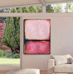 Large Abstract Painting Original Abstract by ArtbySonjaAlfreider
