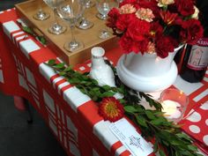 A beautiful way to celebrate Stanford's Homecoming! d.Royal Engagements helped plan and execute a private event for the 1983 Class of Sloan Fellows to reunite!