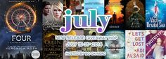 Mythical Books: July New Release Giveaway Hop International