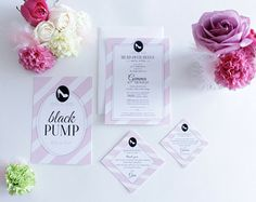 bridal shower invites with purse and shoes | Bridal Shower Invitation - Head Ove r Heels and So In Love Bridal ...
