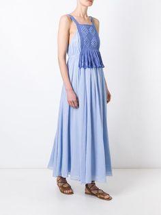 Forte Forte платье с вышивкой