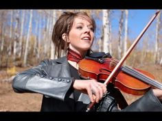 Halo Theme- Lindsey Stirling and William Joseph. I don't know what the regular Halo Theme sounds like, but this is beautiful. If I could learn to play one instrument, it would definitely be the violin.
