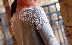 Декор одежды бусинами. 25 стильных идей