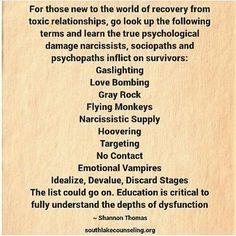 Narcissistic Mental Behavior