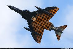 German Air Force (Luftwaffe) McDonnell Douglas F-4F Phantom II