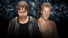 Ambrose und Jericho finden heraus wer besser ist