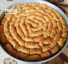 Bake Zucchini, Arabic Food, Apple Pie, Yogurt, Baking, Recipes, Drink, Baklava Recipe, Turkish Recipes