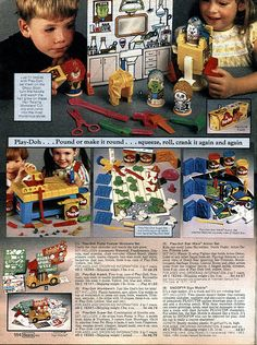 1979-xx-xx Sears Christmas Catalog P554 - Peanuts