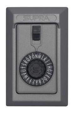 _$35 on Amazon_Kidde AccessPoint 001014 KeySafe Original 5-Key Permanent, Spin Dial, Titanium Gray