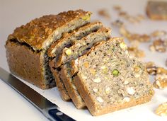Gluten-free Nutty Bread from Elana's Pantry.