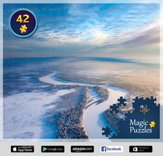 I've just solved this puzzle in the Magic Jigsaw Puzzles app for iPad. Ipad, Image Storage, Great Love, Mario, World, Jigsaw Puzzles, Water, Movie Posters, Painting