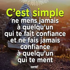 Citation ♥️ French Proverbs, Wise Quotes, Inspirational Quotes, Proverbs Quotes, Quote Citation, French Quotes, Lie To Me, Some Words, Happy Thoughts