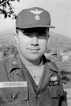 Major Bruce Crandall. Crandall assumed control of all the helicopter flights going into LZ X-ray and personally flew his Huey into the hot landing zone countless times to deliver ammunition and water, and to evacuate the wounded. For his heroic actions at the battle of La Drang, Bruce Crandall received the Congressional Medal of Honor.