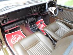 Toyota Corolla, Car Seats, Vehicles, Vintage Campers, Rv Camping, Autos, Car, Vehicle, Tools